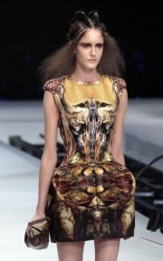 Alexander McQueen 2010 Womens Collection