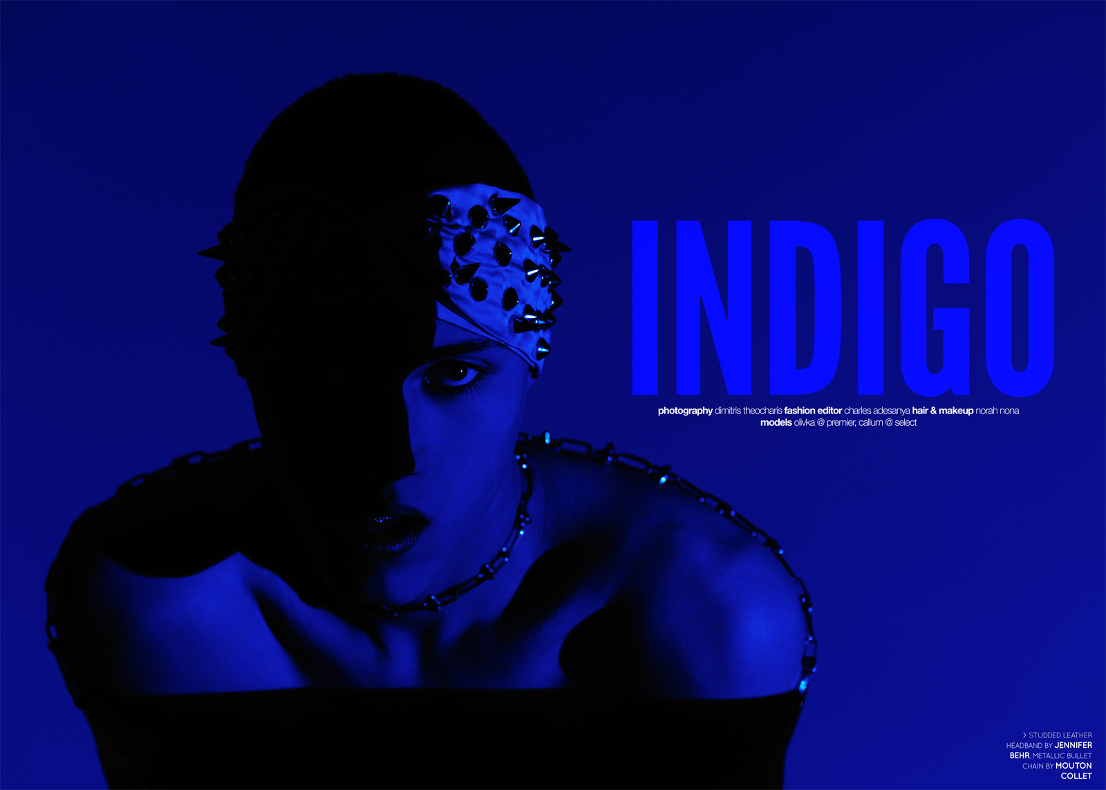 Indigo For New Wave Lyx